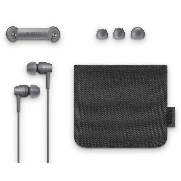 原廠未拆封 Sony IER-H500A/BM 入耳式耳機 附收納袋 立體聲高音質 Hi-Res含麥 h.ear in2