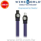 WIREWORLD AURORA 7 極光 1.0M Power Cord 電源線 原廠公司貨