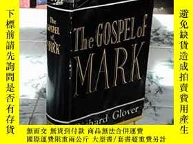 二手書博民逛書店稀缺,A罕見Teacher s Commentary on the Gospel of St Mark,約1957