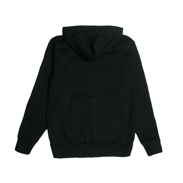 FAIRPLAY 09 - SPORTS PULLOVER - BLACK 黑色 連帽上衣 長袖 【GT Company】