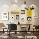 熱銷餐廳掛件北歐簡約客廳餐廳背景墻面裝飾...