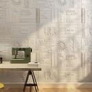 3d立體墻貼客廳臥室電視背景墻壁紙防水自粘軟包墻紙裝飾粘貼畫 陽光好物