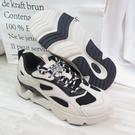 KangaROOS 袋鼠 CRYSTA 休閒運動鞋 慢跑鞋 正品 KW11931 女款 黑白【iSport愛運動】