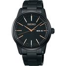 SEIKO 精工 經典俐落太陽能腕錶(V158-0AM0U)SBPX135J