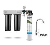 愛惠浦EVERPURE PurVive-Trio EF6000 + RES-800 + UF01 全流量強效碳纖維型淨水器3管 ~ 含標準安裝