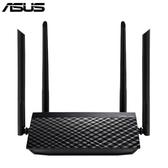 ASUS V2 AC1200 四天線雙頻無線分享器RT-AC1200【愛買】