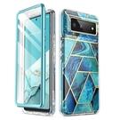 [2美國直購] i-Blason Cosmo 手機保護殼 適用Google Pixel 6 (2021) 藍/粉