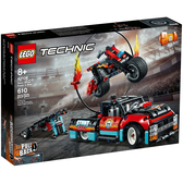 樂高積木 LEGO《 LT42106》科技 Technic 系列 -  Stunt Show Truck & Bike╭★ JOYBUS玩具百貨
