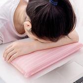 冰枕冰墊冰枕頭成人水枕頭夏季冰墊冰晶枕降溫枕頭學生午睡冰涼枕WY 限時八折鉅惠 明天結束!