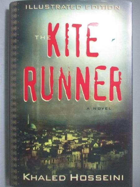 【書寶二手書T9/原文小說_ZBI】The Kite Runner_Hosseini, Khaled