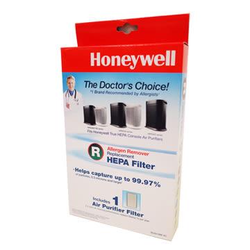 限時8折優惠!【美國 Honeywell】HRF-R1 TRUE HEPA 濾網(兩入)適用Console系列