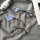 周揚青羅志祥同款眼鏡框女韓版復古方形素顏可配平光鏡男