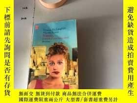 二手書博民逛書店法文原版:Nanny罕見journal d'une baby-s