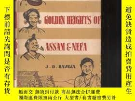 二手書博民逛書店ACROSS罕見THE GOLDEN HEIGHTS OF ASSAM AND NEFAY24040 J.D.