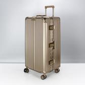 【YCEASON】運動箱鋁框行李箱30吋胖胖箱飛機輪