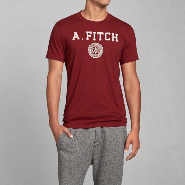 AF Abercrombie & Fitch A&F A & F 男 當季最新現貨 T-SHIRT AF R520