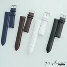 Ardor.手錶帶替換牛皮真皮錶帶16、18、20、22mm/附彈簧錶耳針【jp289】911 SHOP