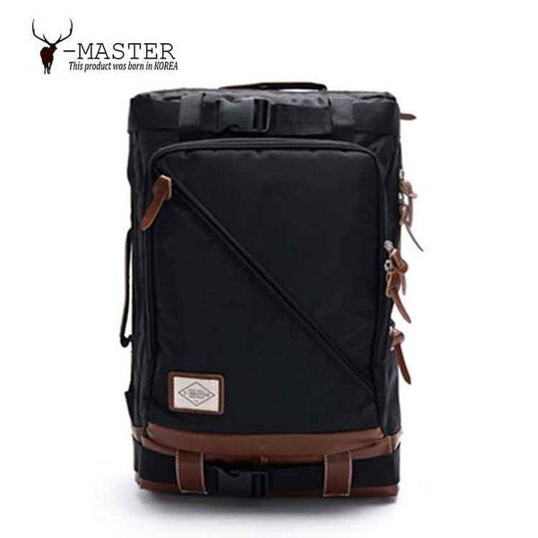 Y-MASTER|城市探險 Y-16BK (騎士黑) - 15.6吋筆電相機後背包