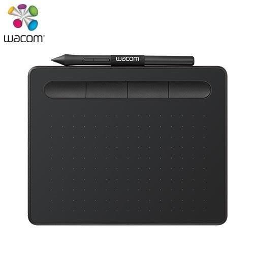 全新 Wacom Intuos Basic 繪圖板 (入門版)-黑 (CTL-4100/K0-C)一年保固