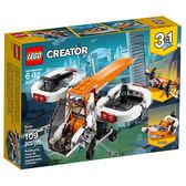 樂高積木 LEGO《 LT31071 》Creator 創意大師系列 - Drone Explorer 無人機探索器╭★ JOYBUS玩具百貨