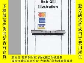 二手書博民逛書店Bob罕見Gill IllustrationY364682 Gill, Bob Antique Collect
