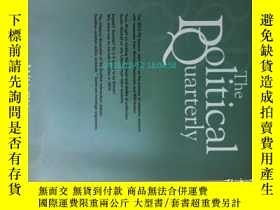 二手書博民逛書店The罕見Political Quarterly (journa
