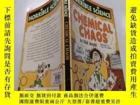 二手書博民逛書店CHEMICAL罕見CHAOS : 化學混亂Y212829