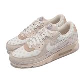 Nike 休閒鞋 Air Max 90 NRG 米白 橘 點點 Polka 男鞋 限量【ACS】 CZ1929-200