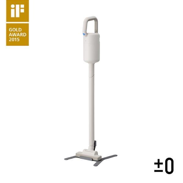 【正負零±0】無線吸塵器 手持式吸塵器XJC-Y010
