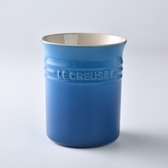 Le Creuset 陶瓷鍋鏟置物桶 馬賽藍