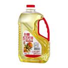 【台糖優食】紅花籽油 x1瓶(2公升/瓶) ~100%純紅花籽油