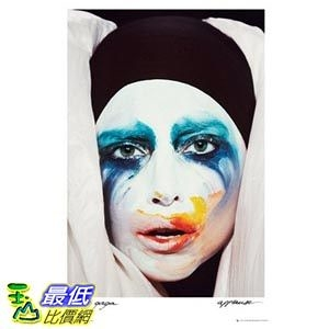 [美國直購] Lady Gaga 海報 - Music / Personality Poster / Print (Applause) (Size: 24 x 36) (Poster & Poster Strip Set) $839