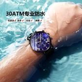 一件8折免運 超薄新概念手錶男非機械錶學生潮防水全自動男士手錶新款瑞士