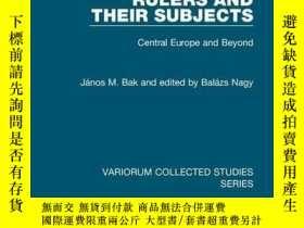二手書博民逛書店Studying罕見Medieval Rulers And Their SubjectsY256260 Ján