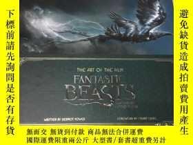 二手書博民逛書店the罕見art of the film fantastic b