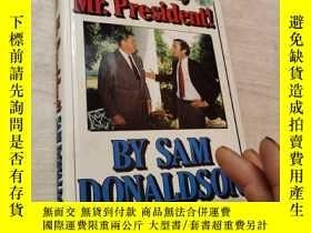 二手書博民逛書店hold罕見on mr president BY SAM DONALDSONY202668 看圖自鑒 出版
