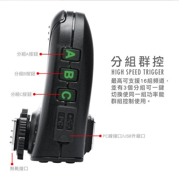放肆購 JINBEI TR611C 高速觸發器 金貝 Hi-SPEED 高速引閃器 無線TTL 收發一體 控制器 閃光燈 Canon