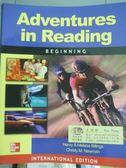 【書寶二手書T3/語言學習_PMW】Adventures in Reading(Beginning)_Billings/