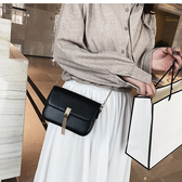 小方包 上新迷你小包包女包新款2019春夏季網紅小黑包質感斜挎鍊條小方包 名創家居館