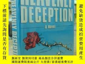 二手書博民逛書店HEAVENLY罕見DECEPTION (瑪吉·布魯克斯 著:天