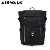 【橘子包包館】AIRWALK 悠然風雅後背包 A635420420 黑色