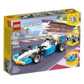 【LEGO 樂高 積木】31072 創意系列 Creator 極限引擎 Extreme Engines