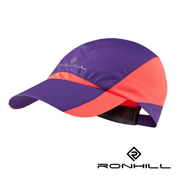 Ronhill WL輕風超涼快乾排汗帽 紫/珊瑚紅 RH-001031