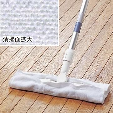 EF梯形除菌拖把 嫘縈水拭布 (2入)【買六送一】-HOME WORKING