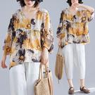 大尺碼女裝 大尺碼棉衫/T恤無限斤大尺碼 胖MM短袖T恤上衣