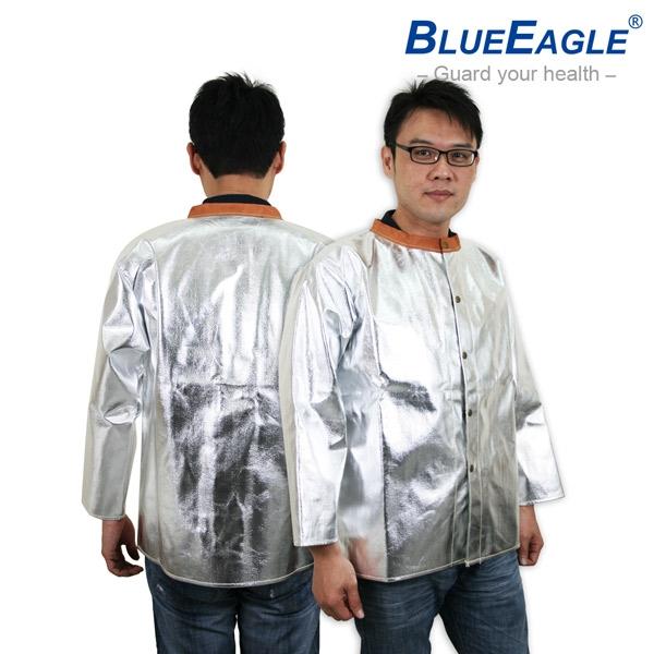 【醫碩科技】藍鷹牌 AL-2 防火上衣 耐熱防火/防熱水噴濺 適合高溫熔爐作業
