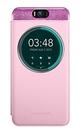 ASUS ZenFone Selfie 智慧透視皮套 (ZD551KL) - 粉紅色