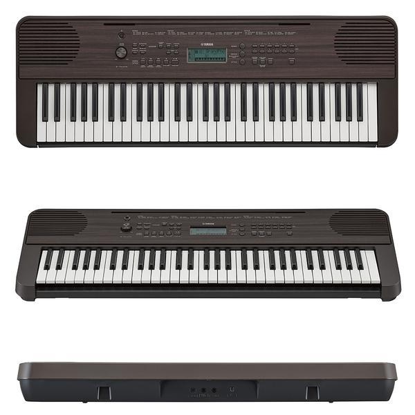 【超贈點10倍送 官方直營享保固】Yamaha PSR-E360 標準61鍵手提電子琴