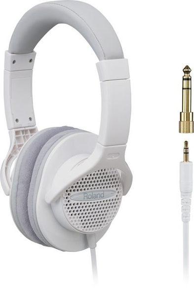 【金聲樂器】Roland RH-A7 RHA7 黑色 耳罩式 專業監聽耳機