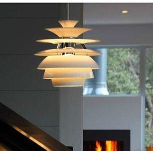 設計師美術精品館丹麥經典燈具 Louis Poulsen PH Snowball 雪球 吊燈